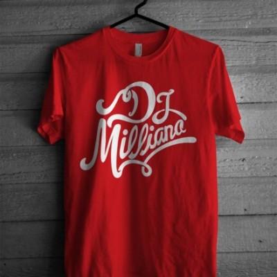 DJ Milliano | Shirt