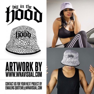 Big In The Hood Hat