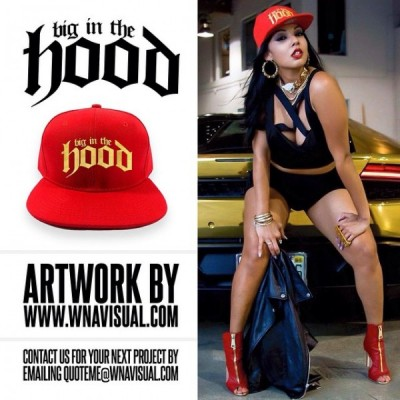 Big In The Hood Snapback