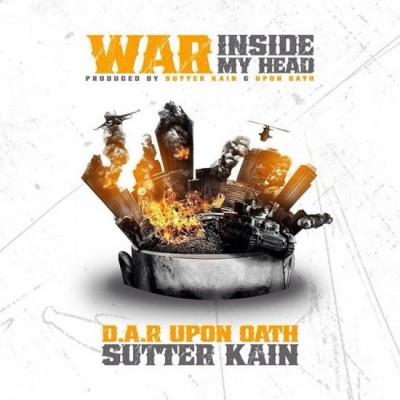 War Inside My Head | Sutter Kain