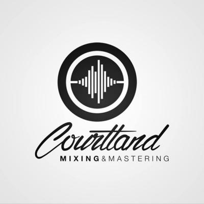 Courtland Mixing + Mastering Logo