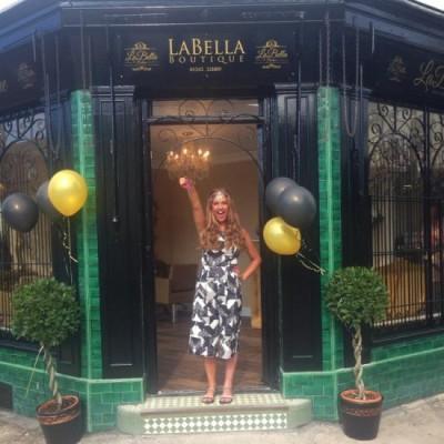 La Bella Opening Day!