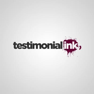 Testimonial Ink Branding